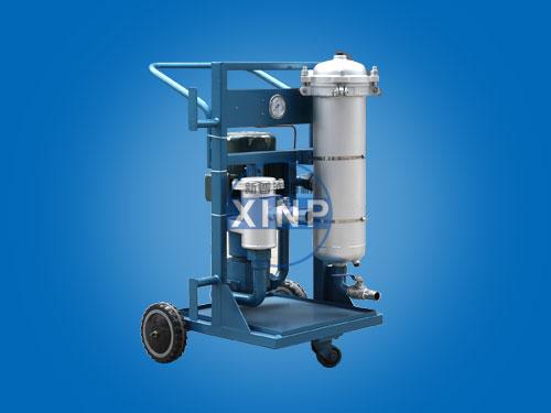 LYC-100A便移式滤油车