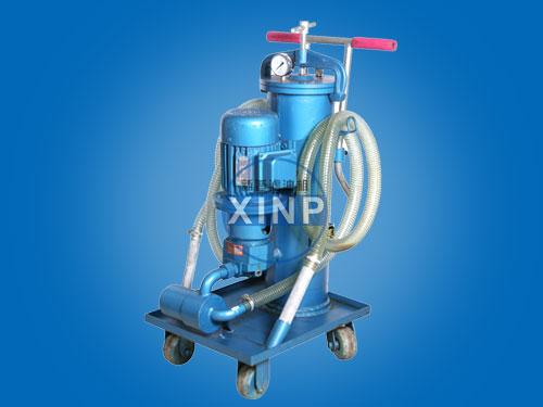 LUCD-40精细滤油车
