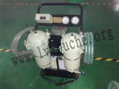 连铸机GSP系统用高精度滤油车