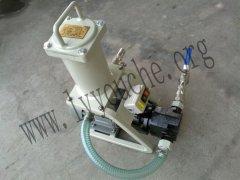 带油泵便携式滤油车