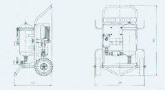 LYC-A聚结分离滤油车